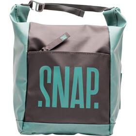 Snap Big Bolsa de Tiza, verde/gris